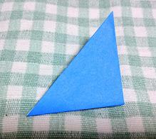 結晶折り紙作り方7