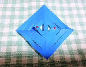 結晶折り紙作り方11