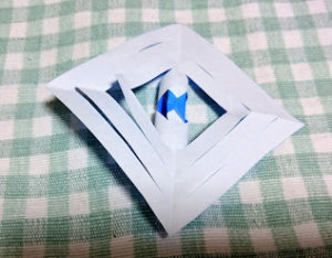 結晶折り紙作り方13