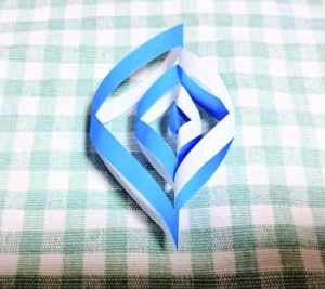結晶折り紙作り方18