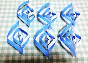結晶折り紙作り方19