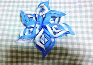 結晶折り紙作り方22