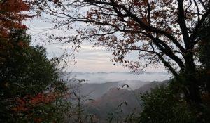 梅ヶ瀬渓谷・大福山